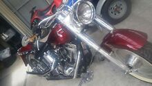 Harley Davidson fat boy Green Point Gosford Area Preview