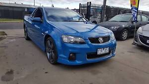 2012 Holden Commodore Sv6 Thunder Ute Manual Williamstown North Hobsons Bay Area Preview
