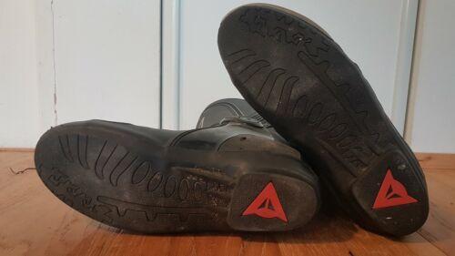 Bottes de moto dainese stivale / stivali torque out pointure 42.