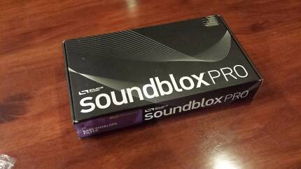 SOUNDBLOX PRO BASS-ENVELOPE FILTER and HOT HAND WIRELESS RING Wilberforce Hawkesbury Area Preview