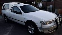 2004 Ford Falcon BA V8 RTV Ute 5.4L, A1 condition Eden Hill Bassendean Area Preview