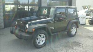 2011 Jeep Wrangler Sport,4x4 AUTOMATIQUE