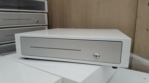 Clover D100 Cash Drawer   No Keys   SEE DETAILS