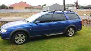 2005 Holden Adventra Wagon Adelaide Region Preview