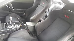 Genuine Recaro sr4's with matching rx7 fc rear seat Gordon Ku-ring-gai Area Preview