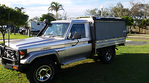 2004 Toyota Land cruiser, 4.2L T/D, Cairns Cairns City Preview