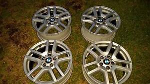 4 x 17 Genuine BMW X5 alloy wheels VW Amarok T5 VAN Commordor Rooty Hill Blacktown Area Preview