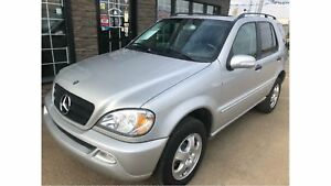 2004 Mercedes-Benz M-Class ONLY 95K! LOADED!