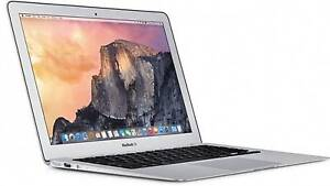 macbook air 13 2015 1.6 ghz i5 4 gig ram 128 gig ssd in EC Highett Bayside Area Preview