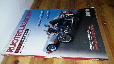 RUOTECLASSICHE #  90-DICEMBRE 1995-DRAGSTER-PORSCHE CONTRO KAWA-FERRARI usato  Torino
