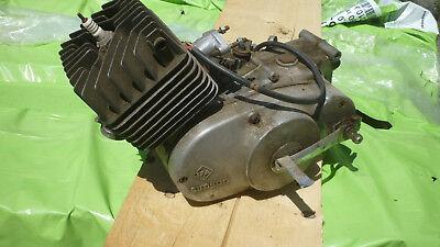 simson motor mit zündung, dreht s50 s51
