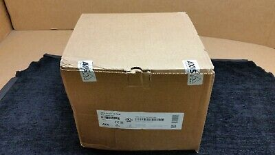 Open Box - Axis 0482-001 P3364-ve 6mm Dn Fixed Dome Outdoor Ip Camera 1903
