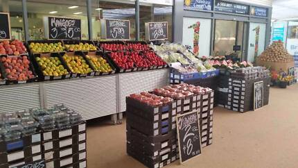 NO1 FRESH FRUIT AND VEG UP FOR SALE DUE TO OWNERS ILL HEALTH