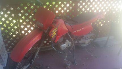 Crx 200 Honda