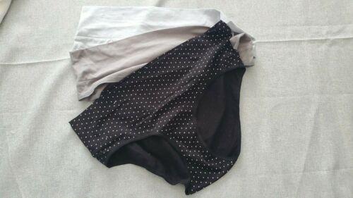 Motherhood Maternity Panties 3-pack