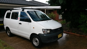 Toyota townace van Griffith Griffith Area Preview