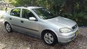 2002 Holden Astra TS CD Hatchback 5dr Man 5sp 1.8i Kurrajong Hawkesbury Area Preview