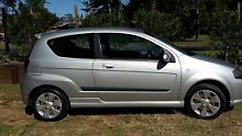 2008 Holden Barina Hatchback Palmwoods Maroochydore Area Preview
