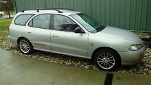 1998 Hyundai Lantra Wagon Bendigo Bendigo City Preview