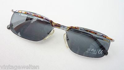 Marken Sonnenbrille von Carrera randlos eckige Form leicht hochwertig Gr. M
