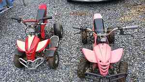 Quad bikes x2  whole for  spare parts or project. Mount Barker Mount Barker Area Preview