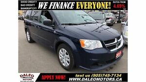2013 Dodge Grand Caravan SE | BLUETOOTH | CAPTAIN CHAIRS | 7 PAS