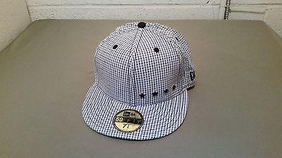 new Fourstar new era skate blue check baseball cap