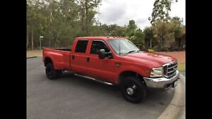 Looking to buy f350 or Dodge Ram dually