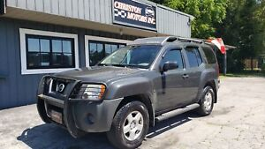 2008 Nissan XTERRA  OFFROAD 4X4 CERTIFIED!  ONLY $5499+ taxes