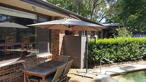 Near new cantilever parasol Pennant Hills Hornsby Area Preview