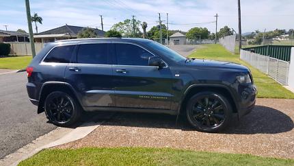 "Jeep Grand Cherokee ""JET edition"""