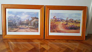 DArcy Doyle print x 2 framed Kellyville The Hills District Preview