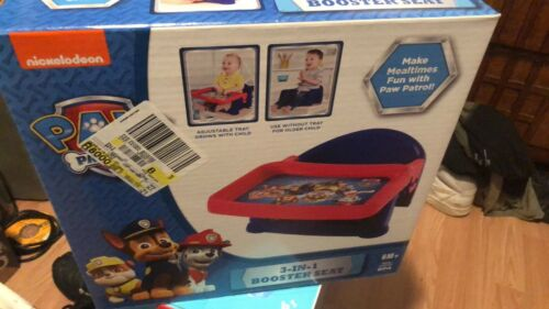 The First Years: Nickelodeon Paw Patrol 3-in-1 Booster Seat