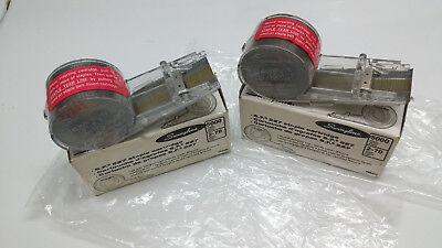 Lot Of 2 Swingline Heavy Duty Staple Cartridge 69495 5000 Staples Each New