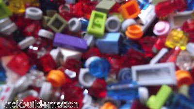 Lego ® Lot x2 Briques Poteau 2 Pince 1x1x3 Brick 2 Clips Choose Color ref 60583