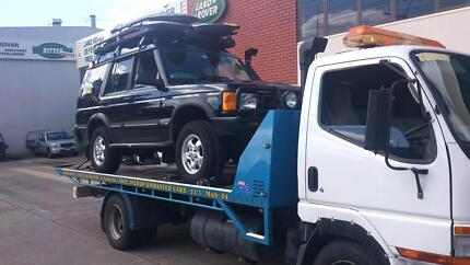 Tow Truck Tilt Tray Service Bentleigh Glen Eira Area Preview