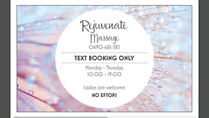Rejuvenate Massage NT Bayview Darwin City Preview