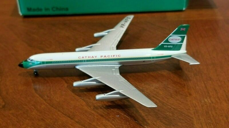 Aeroclassics Cathay Pacific CV-880M-22-3 1:400 1960s Colors VR-HFS