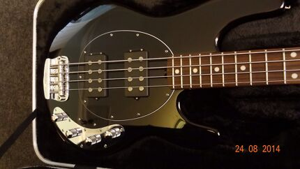 Musicman - Stingray Bass Guitar Greenwith Tea Tree Gully Area Preview