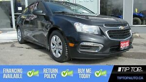 2015 Chevrolet Cruze LT ** Manual, Backup Camera, Bluetooth **