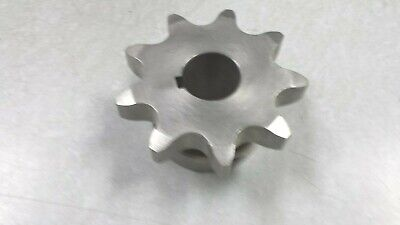 Lynn 60bs9 34 Stainless Steel Sprocket 34 Finished Bore 60 Chain 9 Teeth New