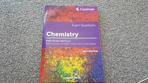 Chemistry ATAR Exam Questions (2019 edition) - Units 3 & 4
