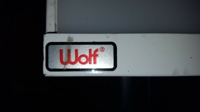 Wolf X -Ray Double Film View Box