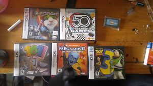 Nittendo DS games some still brand new and most in cases Kingston Kingston Area image 1