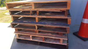 Timber pallets Deception Bay Caboolture Area Preview