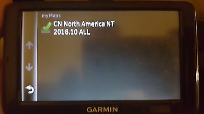 Garmin Nuvi 2595 Lm Gps Navigation W Gtm 26 Traffic Recevier  2018 Map Updated