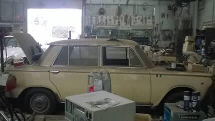 1967 FIAT 1500 MKIII Northcote Darebin Area Preview