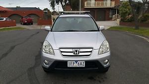2006 Honda CR-V Auto With REG & RWC Thomastown Whittlesea Area Preview