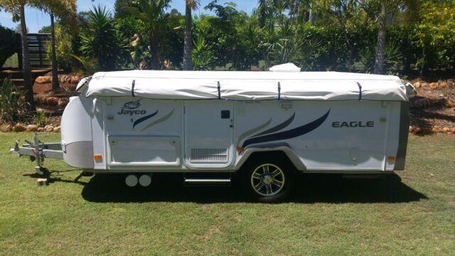 Awesome As New 2014 Jayco Eagle Camper Van  Campervans Amp Motorhomes  Gumtree