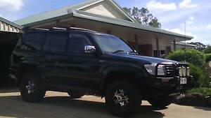 Toyota LandCruiser GXV 100 Series Toowoomba Toowoomba City Preview